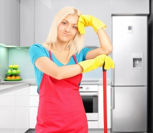5 Steps to getting your fridge clean