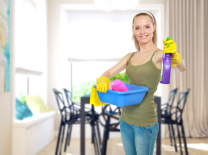 Basic cleaning stuff that every house must hold