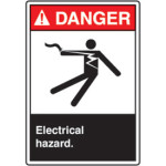 image of danger