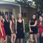 A1 Crew waiting for their limo to the best of humboldt party