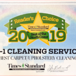 Winner of 2019 Readers Choice Award Best Carpet Cleaning