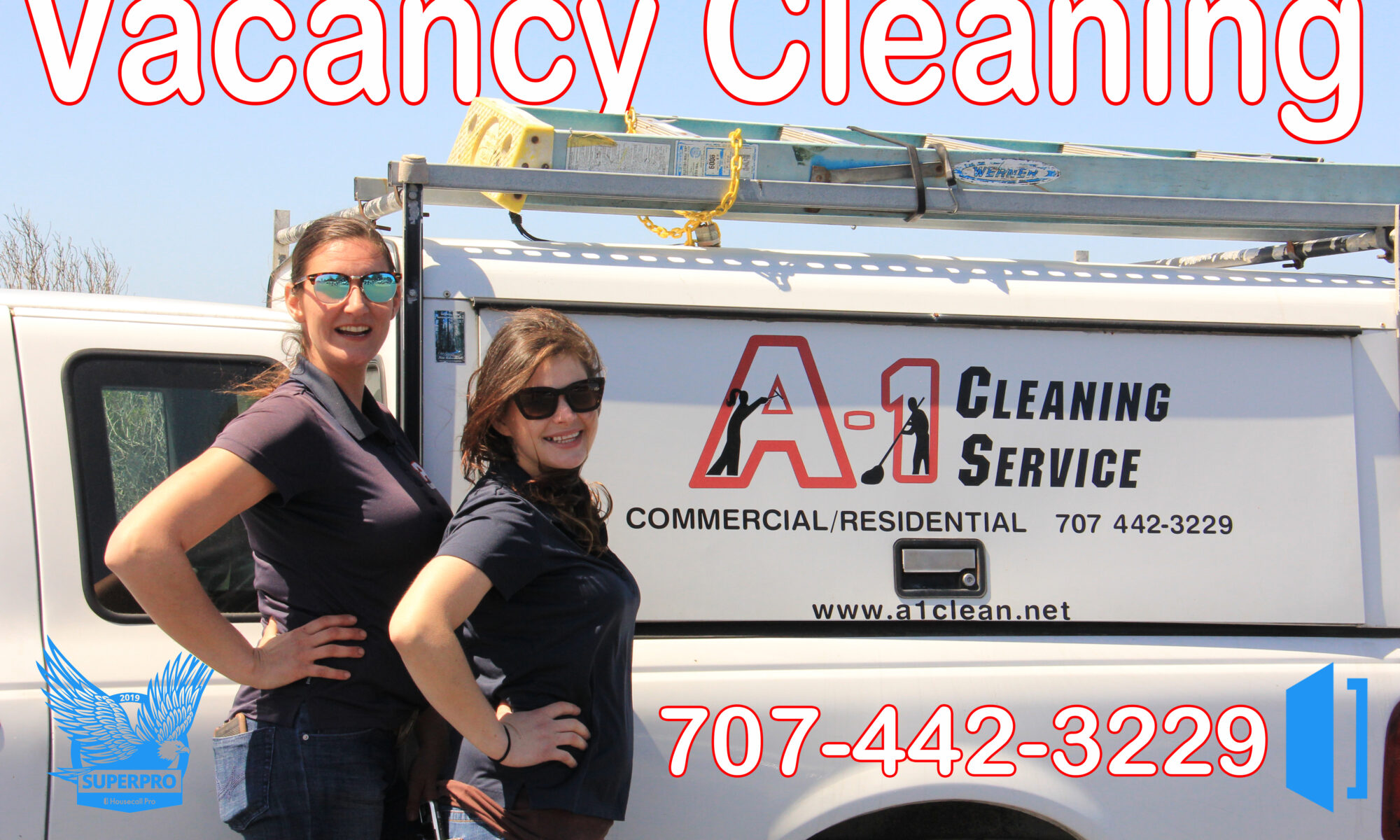 A-1 Cleaning Vacancy Cleaning Ladies By Truck