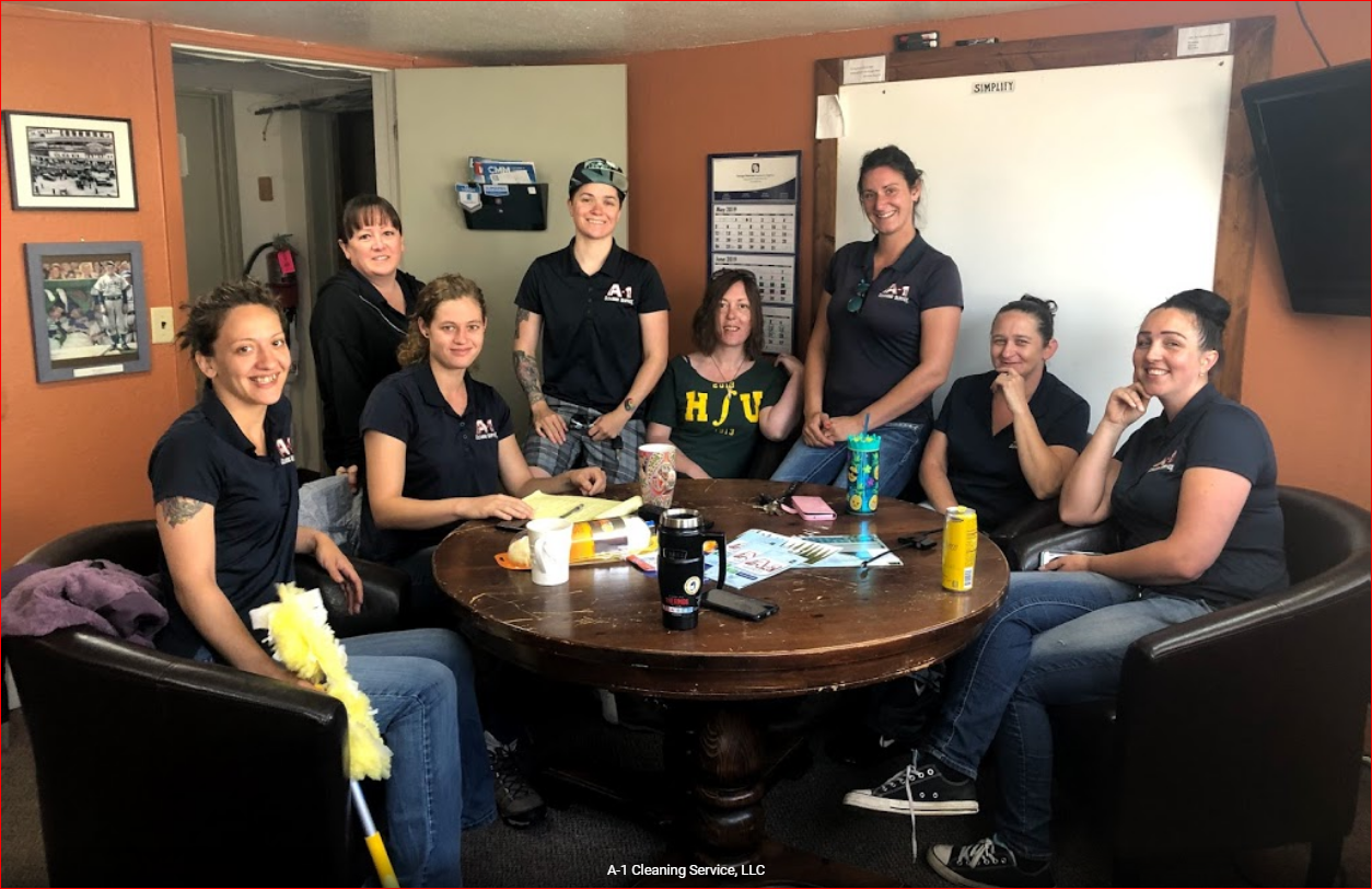 A-1 Maid Cleaning Meeting in Eureka Ca