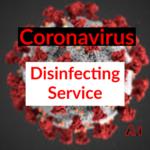 Coronavirus Disinfecting Services
