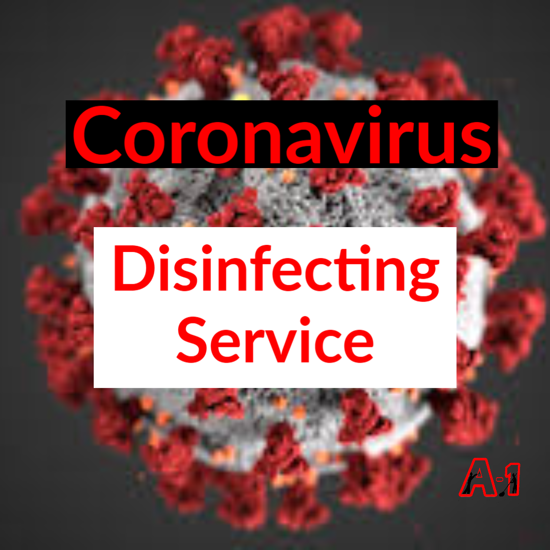 Coronavirus Disinfecting Services